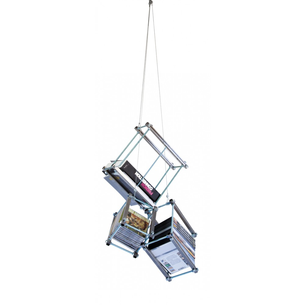 Etag re suspendue bolt creatine shop - Etagere suspendue design ...